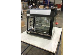 Benchstar Pie Warmer & Hot Food Display Lightbox 3 Shelf 660mmW