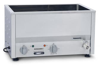 Roband Chocolate Bain Marie 2 x 1/2 size, pans not included