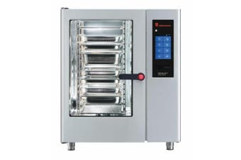 Eloma 10 X 1/1Gn Electric Combi Oven With Multitouch Controls And Left Hand Hinged Door