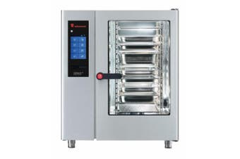 Eloma 8 X 600 X 400 Electric Baking Oven With Multitouch Controls And Right Hand Hinged Door