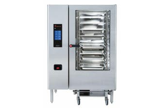 Eloma 20 X 2/1Gn Electric Combi Oven With Multitouch Controls And Right Hand Hinged Door