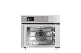 Eloma 3 X 440 X 350 Compact Electric Baking Oven With Multitouch Controls, Active Dehumidification And Right Hand Hinged Door