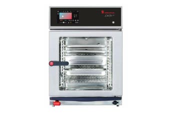 Eloma 6 X 2/3Gn Compact Electric Combi Oven With Multitouch Controls, Active Dehumidification And Right Hand Hinged Door