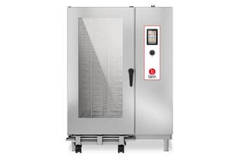 Baron 20 X 2/1Gn Electric Direct Steam Combi Oven With Electronic Touch Screen Controls