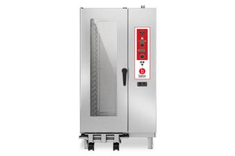 Baron 20 X 1/1Gn Gas Direct Steam Combi Oven With Electronic Controls