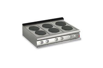 Baron 6 Burner Electric Cook Top - 700Mm Depth
