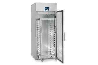 Firex 1170L Capacity One Glass Door Roll In Refrigerated Cabinet | -2°C To +8°C