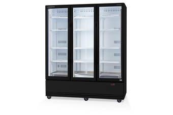 Skope SKB1500-A 3 Glass Door Display or Storage Fridge