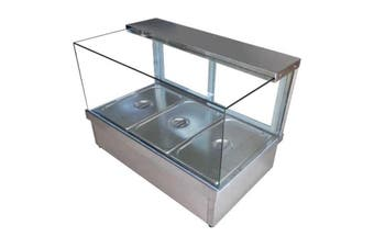 CookRite Hot Food Display - 1705mm Width