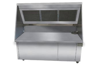 Simcohood Ductless Exhaust Hood System 620 Mm-W 1500Mm X D 850Mm X H 1400Mm