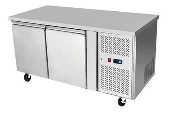 Atosa Two Door Freezer Table