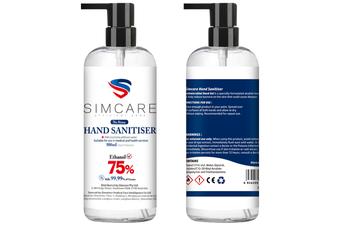 Simcare Hand Sanitiser - Pack of 32