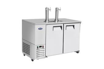 Atosa Double Door Keg Cooler