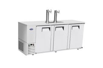 Atosa Three Door Keg Cooler