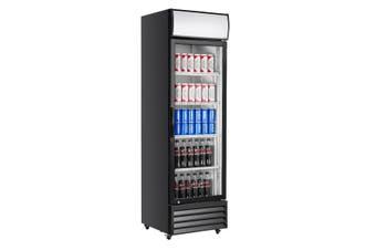 Atosa Single Glass Door Mounted Refrigerator