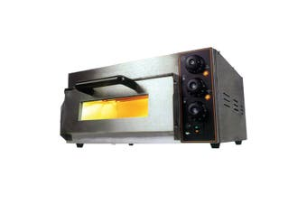 Electric Pizza Oven Single Deck  - TEP-1SKW  Bakermax