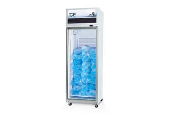 Skope VF650X 1 Glass or Solid Door Top Mount Ice Freezer