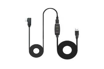 REYTID Replacement USB Type C Extension Cable Compatible with Oculus Quest Steam Link VR