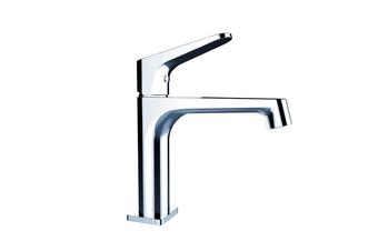 VITO vanity basin mixer chrome