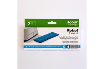 iRobot Braava Jet 240 Washable Wet Mopping Pad - 2 pack
