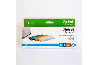 iRobot Braava Jet 240 Washable - 3 pack