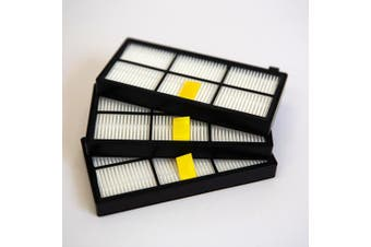 iRobot Roomba 800 and 900 Series Filters 3-Pack