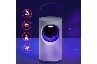 UTORCH 203 Mute 360 degree UV Mosquito Killer Lamp- White