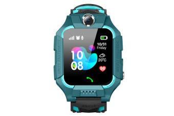U6L Kids Smart Watch V1.0 Version- Cyan Opaque U6L