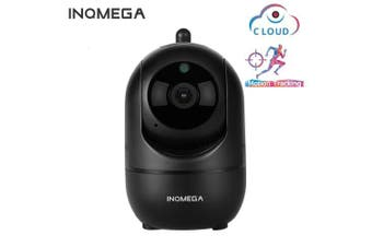 INQMEGA HD 1080P Cloud Wireless IP Camera Intelligent Auto Tracking Of CCTV Network Wifi Camera- 720P Yellow EU Plug 3.6mm China