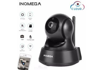INQMEGA 720P IP Camera Wireless Cloud Storage Wifi Security Surveillance Camera Home- China EU Plug 3.6mm