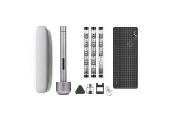 WOWSTICK 1F+ Precision Screwdriver Kit for Repairing Work form Xiaomi youpin- Carbon Gray