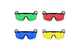 Eazmaker Adjustable Length Laser Protective Goggles 4pcs- Multi-A
