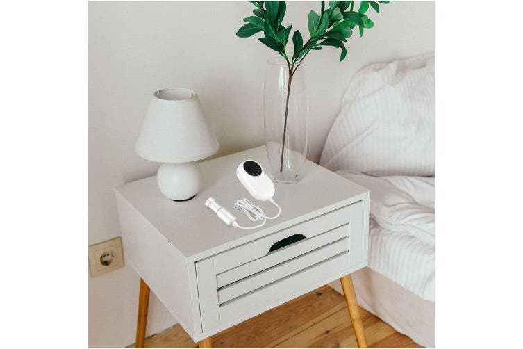 Bilikay Ultrasonic Smart Washing Machine with EU Adapter- White 220V