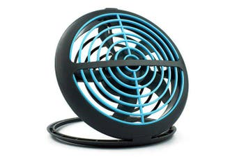 Lightweight Creative USB Adjustable Fan- Blue