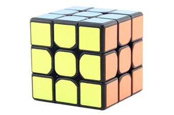 MoYu MF3 3 x 3 x 3 Magic Cube Finger Puzzle Toy 56mm- Black
