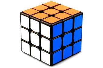 3x3x3 Classic Hight Speed Magic Cube- Black