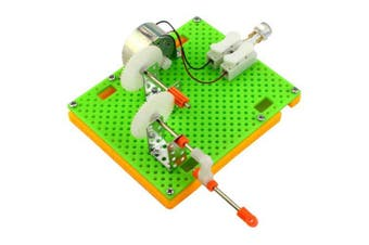 DIY Puzzle Hand Generator Gadget Toy for Children- Multi