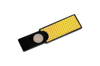 Creative Vanished Coin Magic Toy- Gold