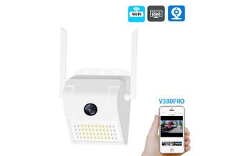 Wireless WiFi IP Camera 2MP Wall Lamp Security Camera Outdoor Two Way Audio- only camera China