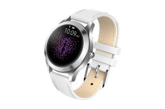 KW10 Women Smart Watch Fashion Fitness Tracker HR IP68 Waterproof Sport Smart Bracelet- WE China