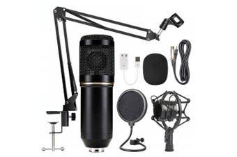 Condenser Microphone Bundle BM-800 Mic- Gunmetal