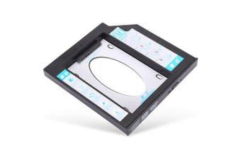 Reamax Z300 SSD / HDD Caddy Tray Hard Drive Bracket- Black 9.5MM