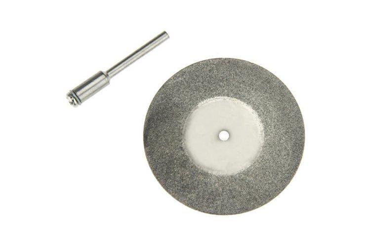 50mm Diamond Saw Blade- Gun Metal 50mm Diameter
