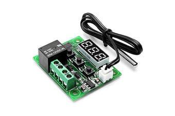 Digital Display Temperature Controller Board- Green