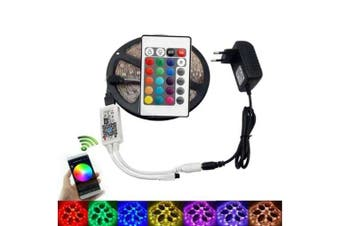 KWB LED Strip Light 5050 WiFi Smart Controller with 3A Power Supply- RGB Non Waterproof