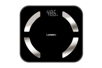 Lenovo HS11 Smart Body Fat Scale- Black