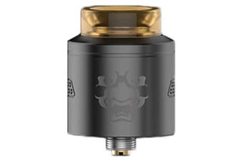 Geekvape Tengu RDA with BF Pin- Gunmetal Standard Edition
