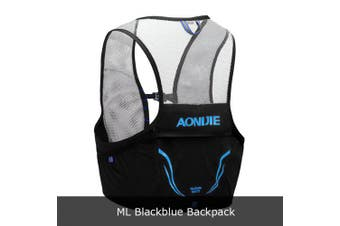 AONIJIE C932 Hydration Pack Backpack Rucksack Bag Vest Water Bladder Running Marathon- Black Blue ML China