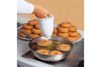 Donut Making Fashion Baking Tools- Crystal Cream