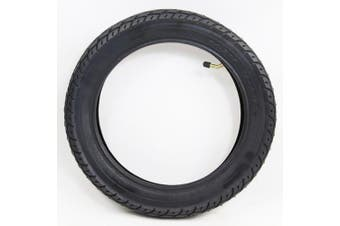 INMOTION V5F Wheelbarrow Rubber Inner Outer Tires 2pcs- Black